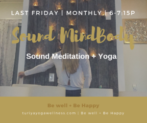 sound meditation and yoga
